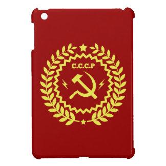 Hammer & Sickle CCCP Badge iPad Mini Case