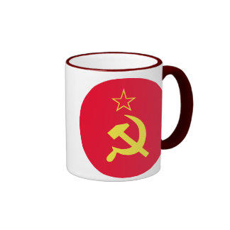 Hammer & Sickle Mugs
