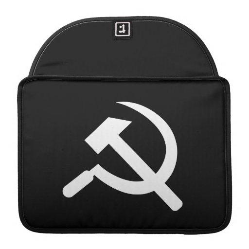 Hammer & Sickle Pictogram MacBook Pro Sleeve