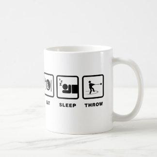 Hammer Throw Coffee Mug