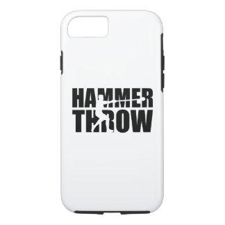 Hammer throw iPhone 8/7 case