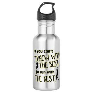 Hammer Throw With The Best- Water Bottle