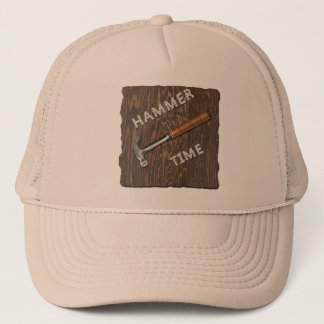 Hammer time! trucker hat