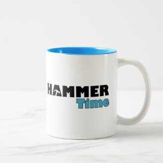 Hammer Time Two-Tone Mug