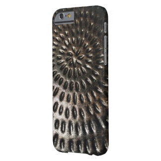 Hammered Bronze Metal iPhone 6/6s Barely There iPhone 6 Case