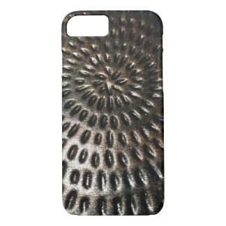 Hammered Bronze Metal iPhone 7 iPhone 7 Case
