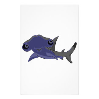 Hammerhead Personalised Stationery
