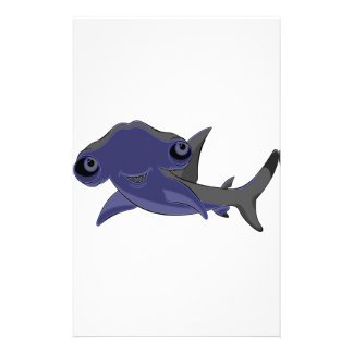 Hammerhead Personalized Stationery