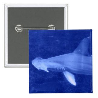 Hammerhead Shark Button