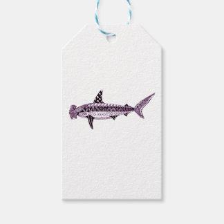 Hammerhead Shark Gift Tags