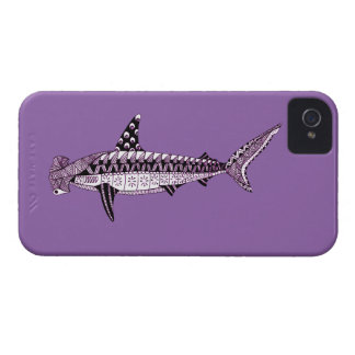 Hammerhead Shark iPhone 4 Cover