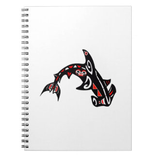 HAMMERHEAD SHARK NOTEBOOK
