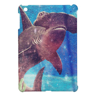 Hammerhead Shark Painting Cover For The iPad Mini