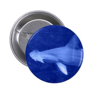 Hammerhead Shark Pin