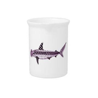Hammerhead Shark Pitcher