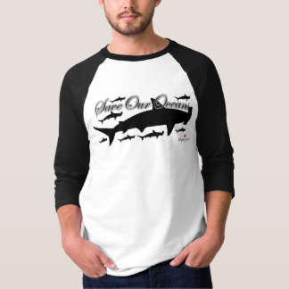 HammerHead Shark - Save Our Oceans T-Shirt