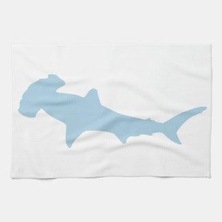 Hammerhead Shark Tea Towel