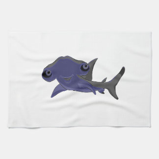 Hammerhead Tea Towel