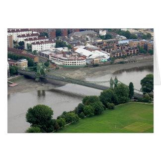 Hammersmith Bridge Card