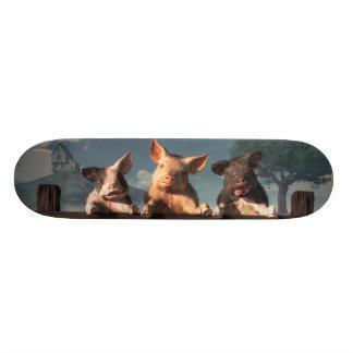Hamming It Up Skate Board Decks