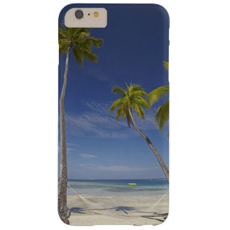 Hammock and palm trees, Plantation Island Resort Barely There iPhone 6 Plus Case