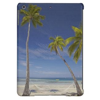 Hammock and palm trees, Plantation Island Resort Cover For iPad Air