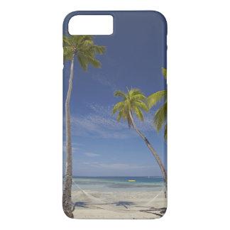 Hammock and palm trees, Plantation Island Resort iPhone 7 Plus Case