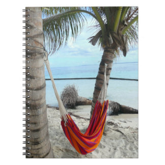 Hammock by the Beach Notebook
