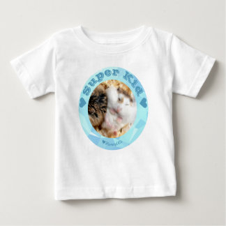 HammyVille - Cute Brown White Hamster - Super Kids Baby T-Shirt
