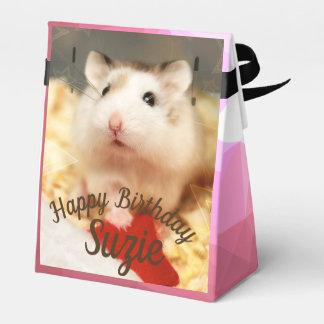 Hammyville - Cute Hamster Favour Box