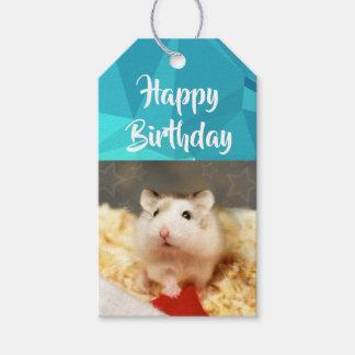 Hammyville - Cute Hamster Gift Tags