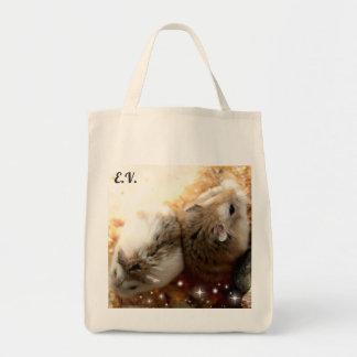 Hammyville - Cute Hamster Tote Bag