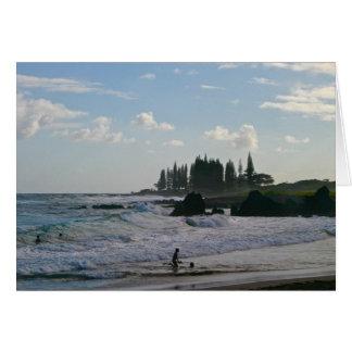 Hamoa Beach Card