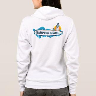 Hampton Beach Surf Design.. Hoodie