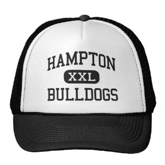 Hampton - Bulldogs - High - Hampton Arkansas Cap