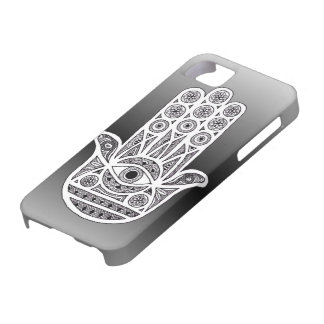 Hamsa Hand Barely There iPhone 5 Case