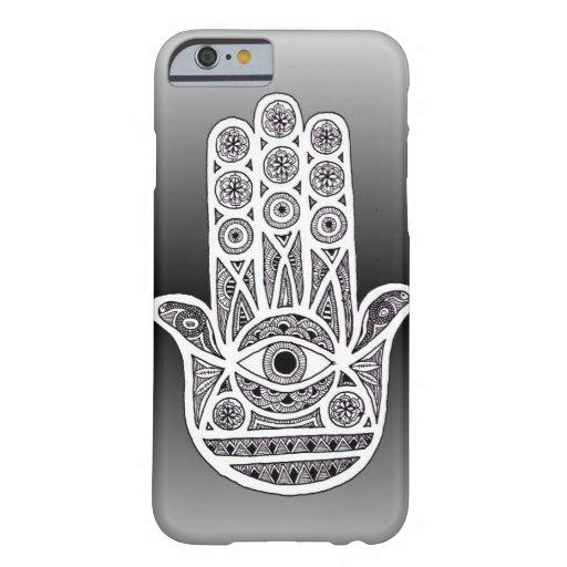 Hamsa Hand iPhone 6 Case