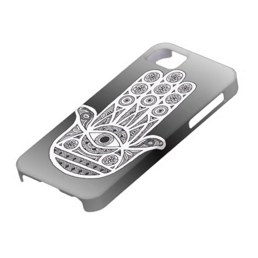 Hamsa Hand iPhone 5 Cases
