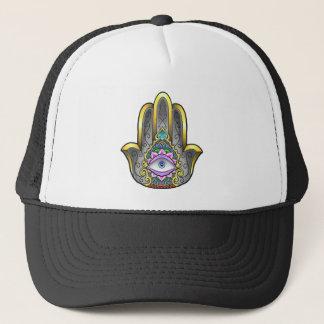 hamsa hand hat