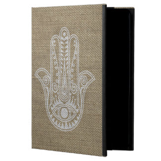HAMSA Hand of Fatima symbol amulet iPad Air Cases