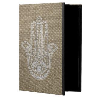 HAMSA Hand of Fatima symbol amulet iPad Air Case