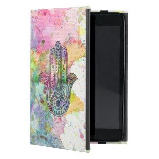 HAMSA Hand of Fatima symbol Covers For iPad Mini