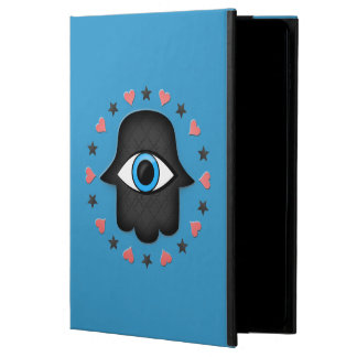 hamsa khamsa Eye in hand of the goddess Powis iPad Air 2 Case