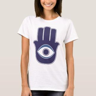 Hamsa / Khamsa Hand of Fatima / Mary Amulet / Luck T-Shirt