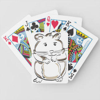 hamster-1530675 bicycle playing cards