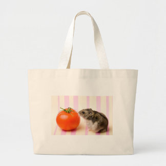 Hamster and tomato bags