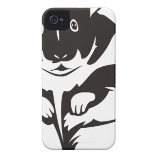 Hamster Drawing iPhone 4 Covers