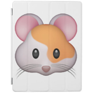 Hamster - Emoji iPad Cover