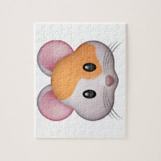 Hamster - Emoji Jigsaw Puzzle