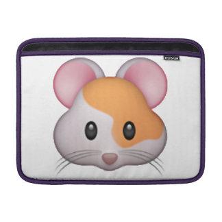 Hamster - Emoji Sleeve For MacBook Air